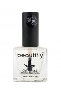 Beautifly  Clear Top Coat 20ml
