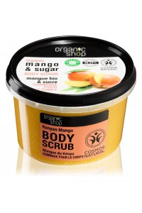 BODY SCRUB MANGO-SUGAR