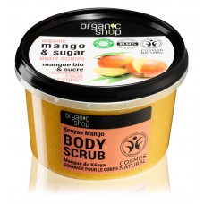 BODY SCRUB MANGO-SUGAR